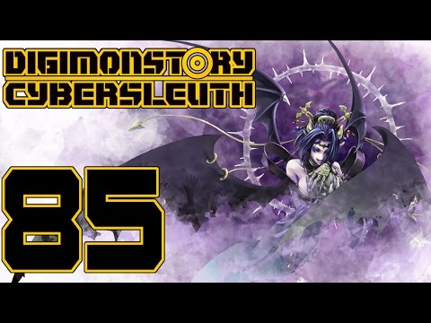 Digimon Story Cyber Sleuth (PS4)[Blind] Part 85 (VS Lilithmon)