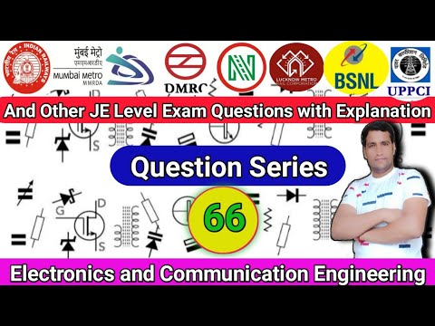 Class-66 | RRB JE CBT 2 | Question Series | Electronics | Important Questions | Exam Guru