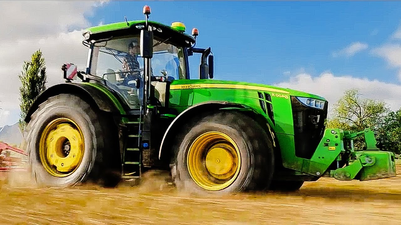 FARMING SIMULATOR 19 Trailer (E3 2018) PS4 / Xbox One / PC