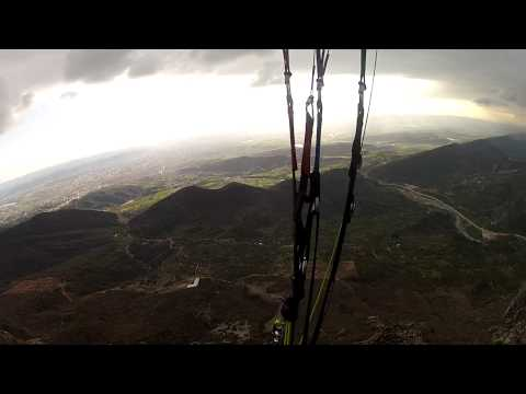 AERONAUTIKA SHQIPTARE PARAGLIDING - FLY DAJT 11 APRIL 2013