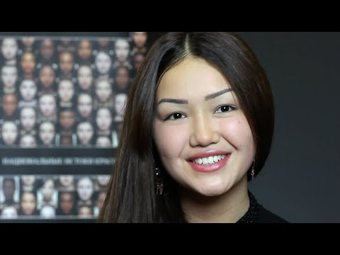 Kyrgyz. Part 1. (The Ethnic Origins of Beauty)