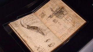 Lista la exposición de Leonardo da Vinci en Bellas Artes