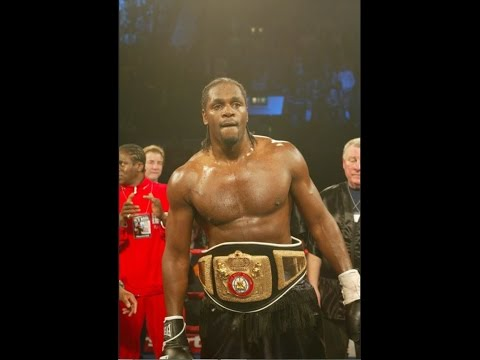 Audley Harrison Open Letter To Eubank