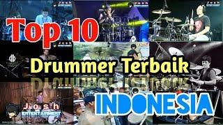 10 drummer terbaik di indonesia MP3