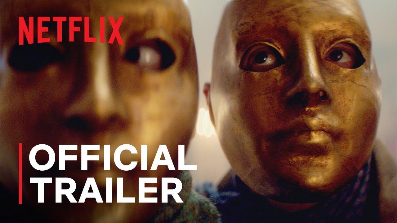 Cadaver | Official Trailer | Netflix