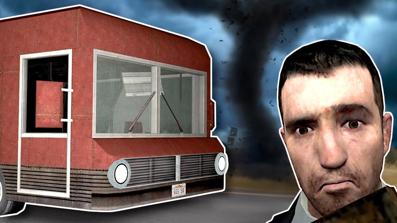 TORNADO Ruins Haunted Bus Trip! - Garry's Mod Gameplay thumbnail