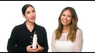 How to Get Effortless Textured Waves with Jen Atkin for Sephora