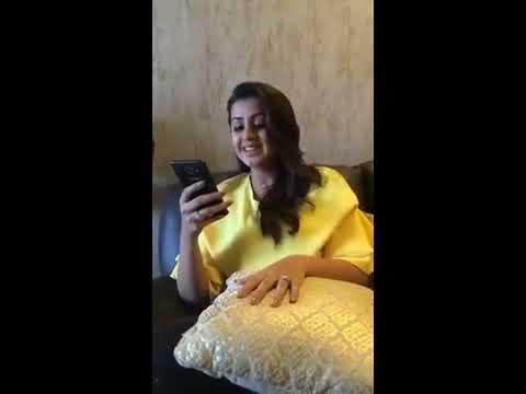 Nikki Galrani Facebook live | Talking about Neruppu Da, Vikram Prabhu, Sean Roldan |