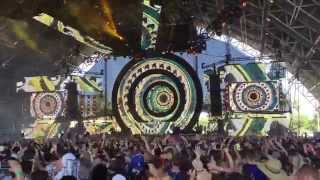 Coachella 2015: What So Not - High You Are (Branchez Remix)