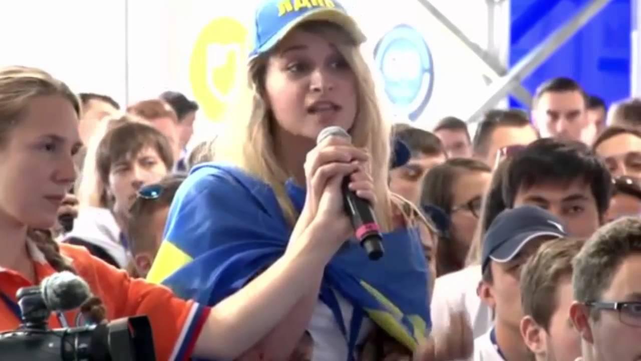 Скандальное видео - Молодежь России готова к майдану