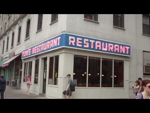 Riding NYC - Seinfeld's Tom's Restaurant & A Second Set of Eyes