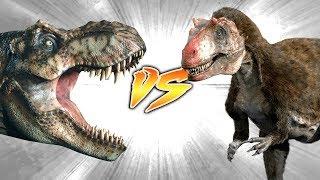 Tyrannosaurus Rex VS Siats?!