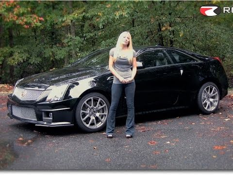 2011 cadillac cts v coupe road test review youtube. Black Bedroom Furniture Sets. Home Design Ideas