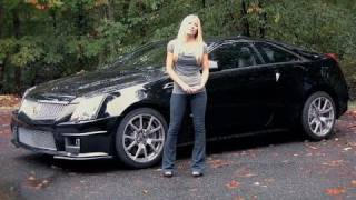 Cadillac CTS-V Coupe 2011 Videos