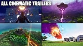 All Cinematic/Story Trailers (Fortnite Chapter 1)