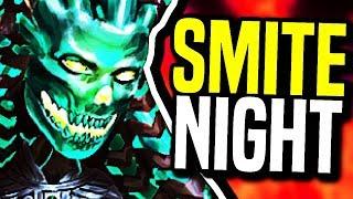 SMITE FIGHT NIGHT