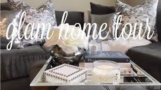 GLAM HOME TOUR