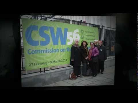 SSND at the UN Commission on the Status of Women - 2012