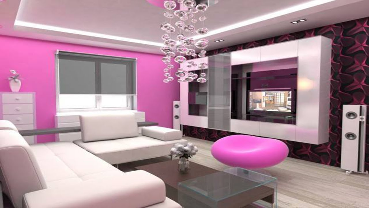 Best Color Combination For Living Room  - YouTube