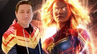 Captain Marvel Movie Review (2019)