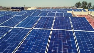 200 KWp Solar Rooftop Project with Net Metering at Nagpur!