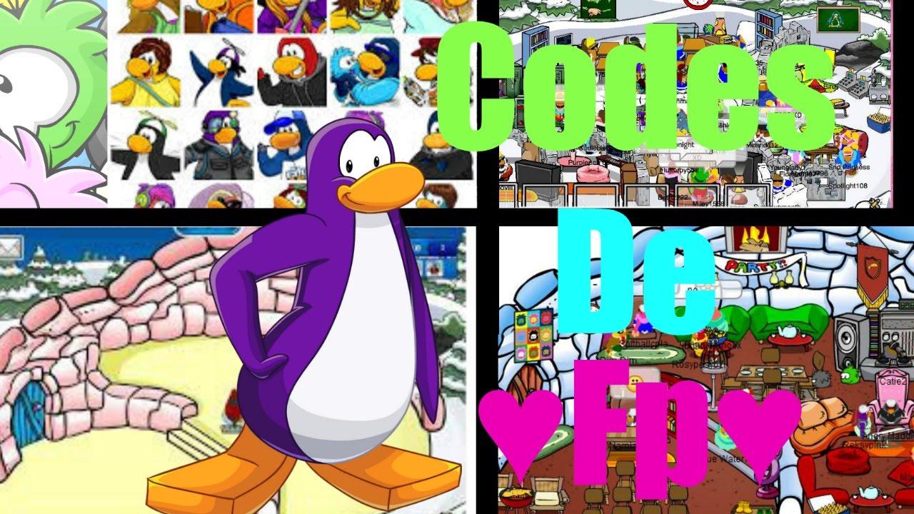 10 mejores imágenes de Codigos para free penguin | free, codigos, muebles y  accesorios