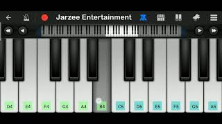 Intezaar Piano Tutorial - Mithoon ft. Arijit Singh | Jarzee Entertainment