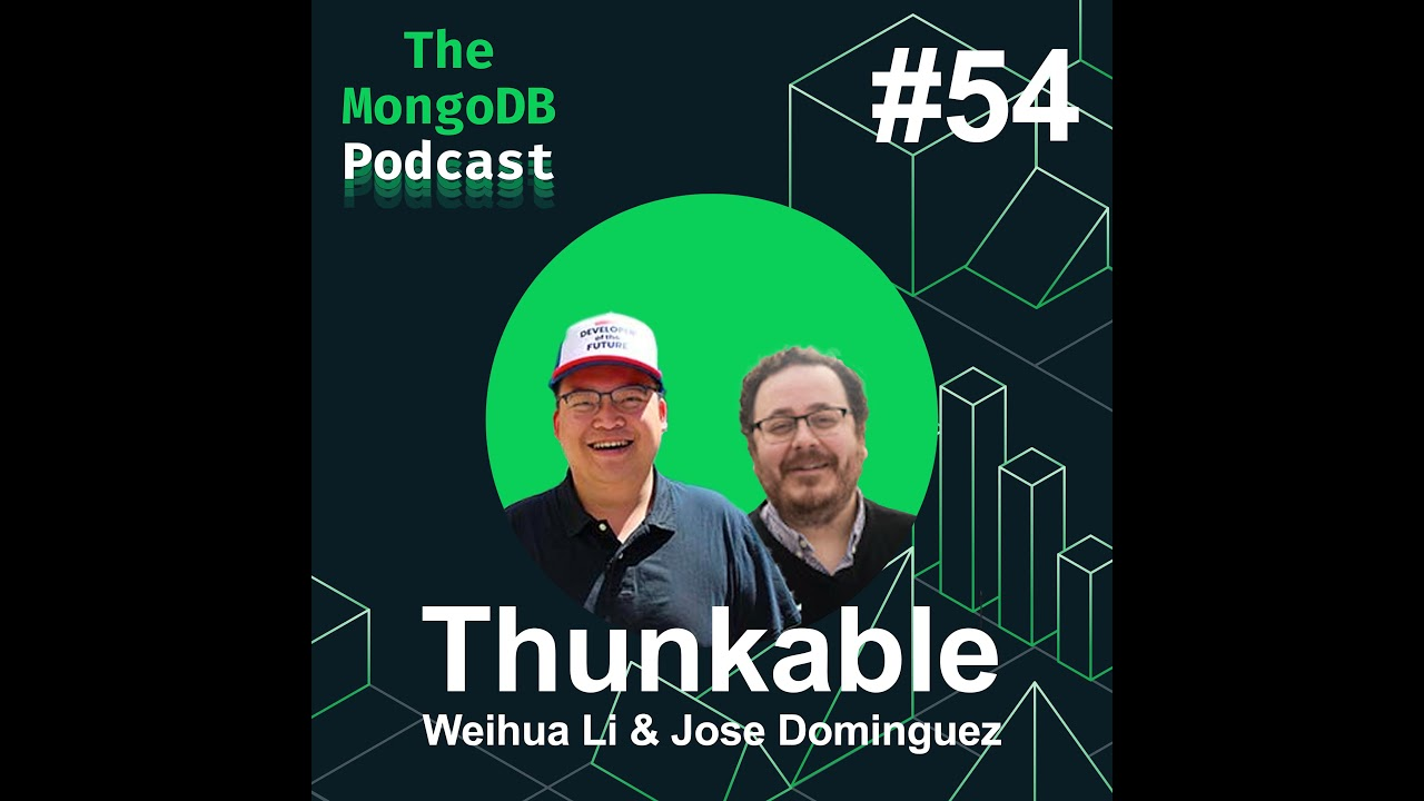 Low-code, no-code with Thunkable and MongoDB