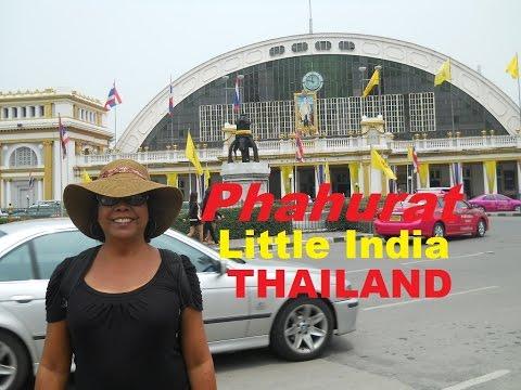 PHAHURAT Little India Of Thailand V013