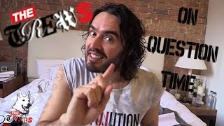 Question Time - Will These Questions Come Up? Russell Brand The Trews (E209)