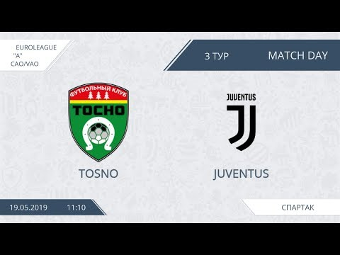 AFL19. Euroleague A. Division CAO/VAO. Day 3. Tosno - Juventus
