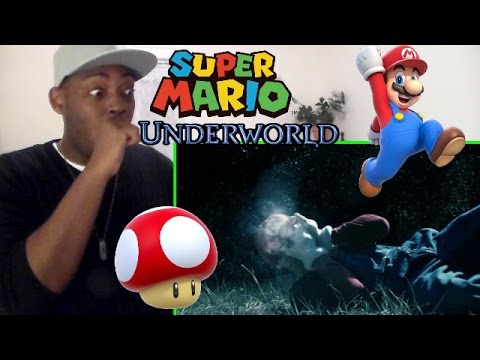 Super Mario: Underworld REACTION!!!
