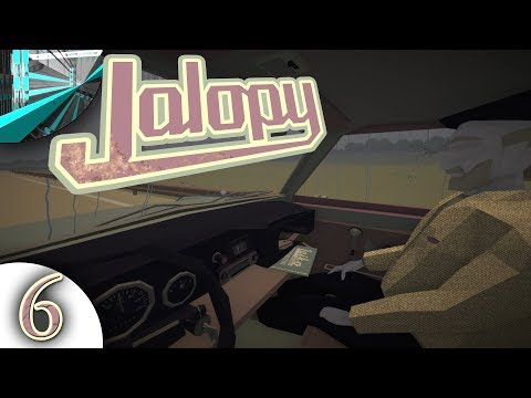 Let's Play Jalopy (part 6 - Bad Weather)