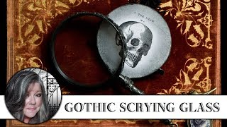 🎨� Gothic Scrying Glass �🎨