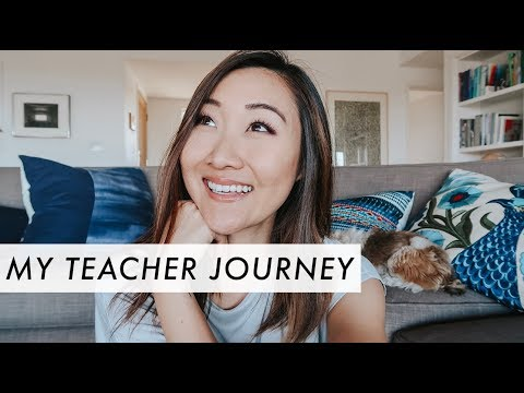 How I Became an Elementary School Teacher 🍎✏