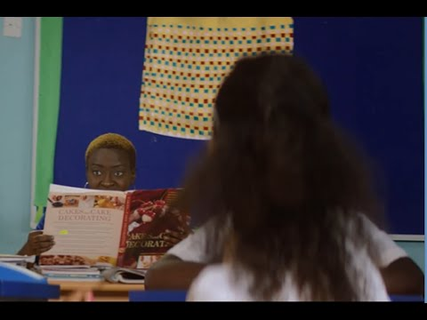 """Download Corper Teacher Accept Her Student's Challenge In """" Lunch Time Heroes""""[2/3]"""