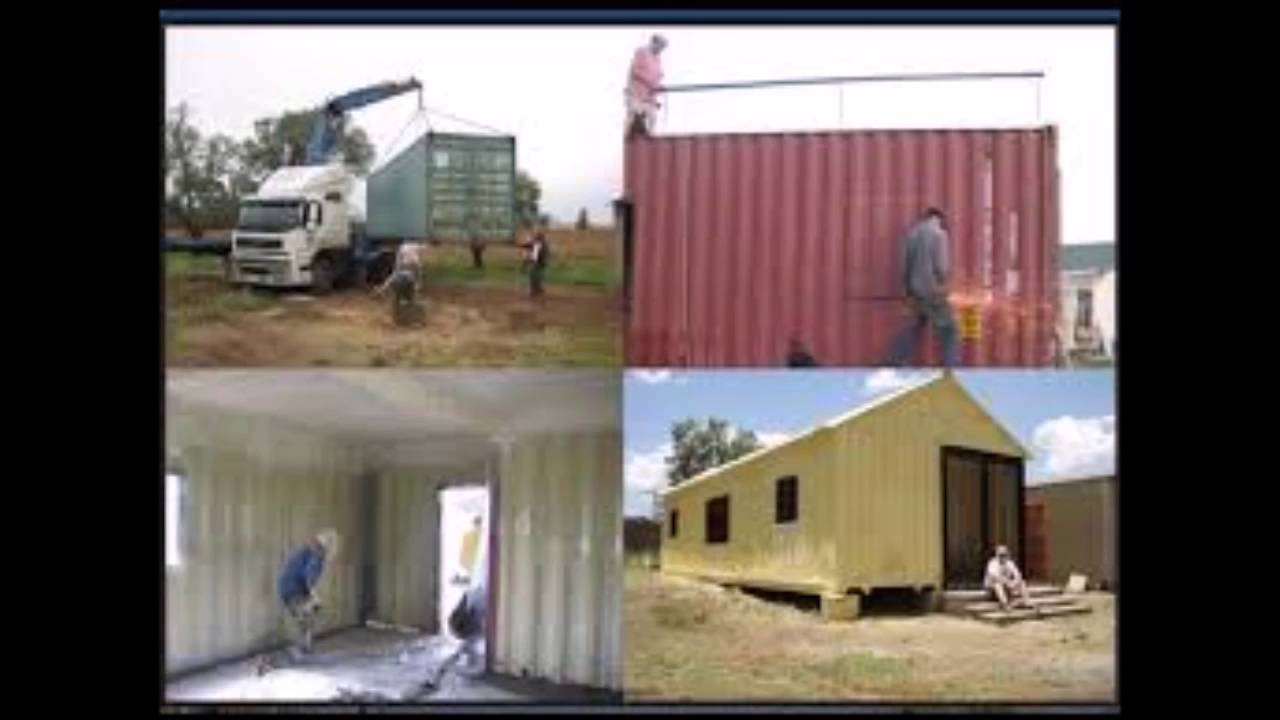How much will it cost to build a shipping container house youtube - How much to build a container home ...