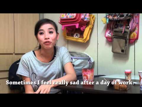 Life of a Vietnamese Girl in Hong Kong