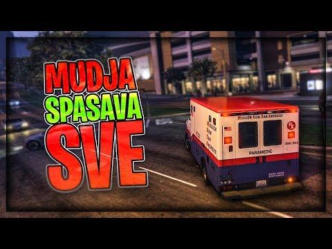 SPASAVAMO LOS SANTONS OD SMRTI ! Grand Theft Auto V - Mudja Spasioc
