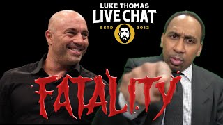 Joe Rogan Is Right About Stephen A. Smith | Luke Thomas