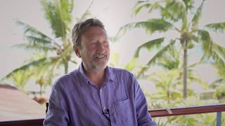 Serenity Interview With Director Steven Knight