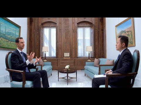 Bashar al-Assad interview (Phoenix Chinese Channel, 2017.03.11.)