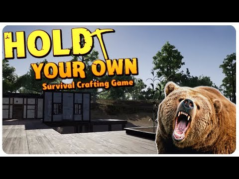 NEW SURVIVAL CRAFTING GAME! QUEST n' RAID...