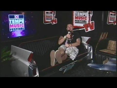 Tempe Music Festival TV   Jakeu0027s Chop Shop   Hot Rod Furniture