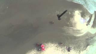 Danger: ZenMuse H3 2D screw falling. Parafuso do Zenmuse caindo