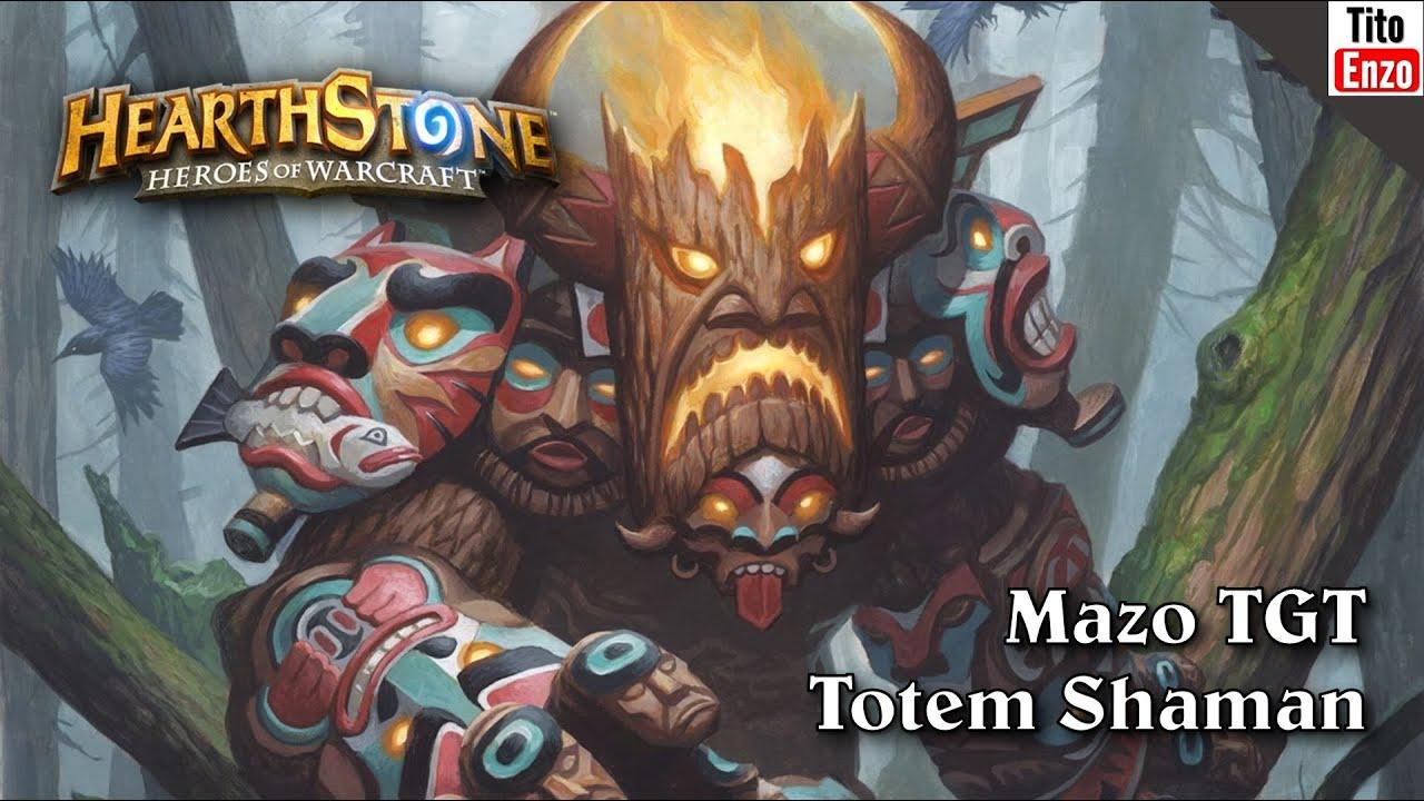 Hearthstone  Tgt  Totem Shaman  Youtube