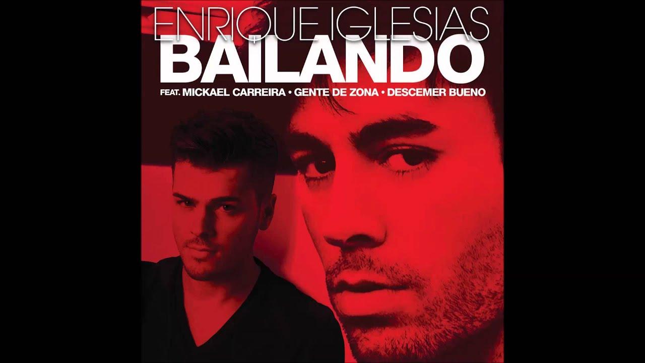 Download Enrique Iglesias feat. Mickael Carreira - Bailando