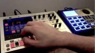 Korg Electribe EA-1 Demo