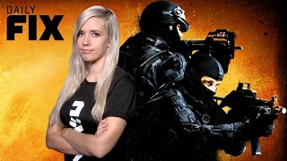 Valve Suspends Counter Strike Creator After Arrest - IGN Daily Fix