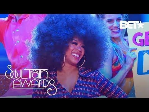 Keyshia Cole Rocks...   Lip Sync Battle: Soul Train Awards Edition